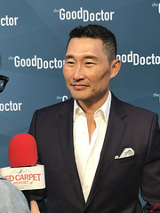 Daniel Dae Kim at The Good Doctor Season One For Your Consideration Screening Red Carpet Arrivals - IMG_6851