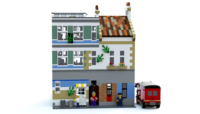 Brick Square Post Office 3
