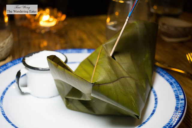 Chocolate tamale