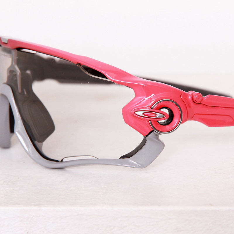 Oakley Jawbreaker Painted by Swamp Things.
