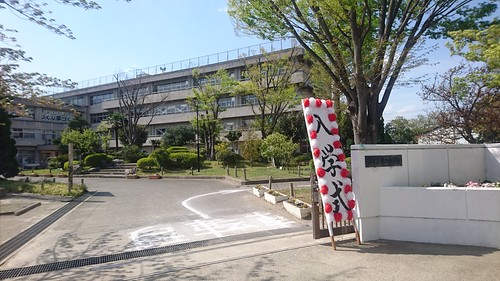 20180409_蕨市立第二中学校入学式
