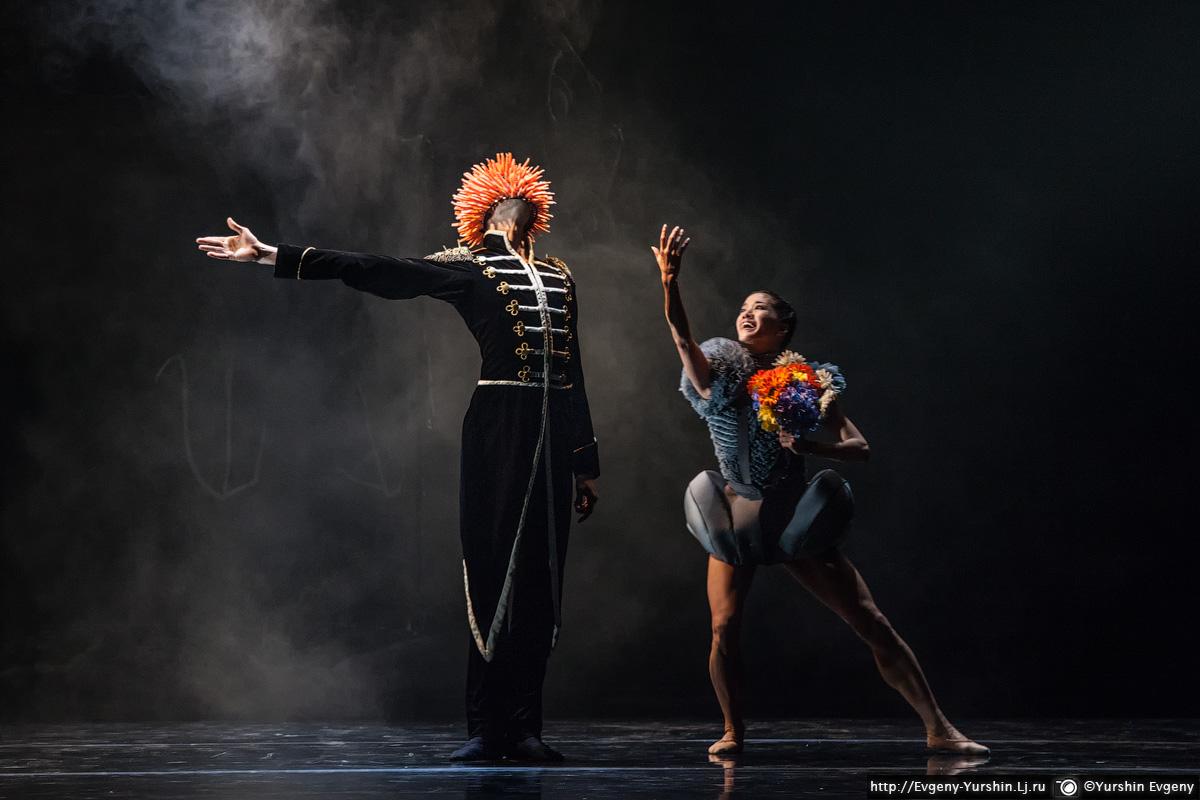 Dance Open. Щелкунчик от Большого театра Женевы