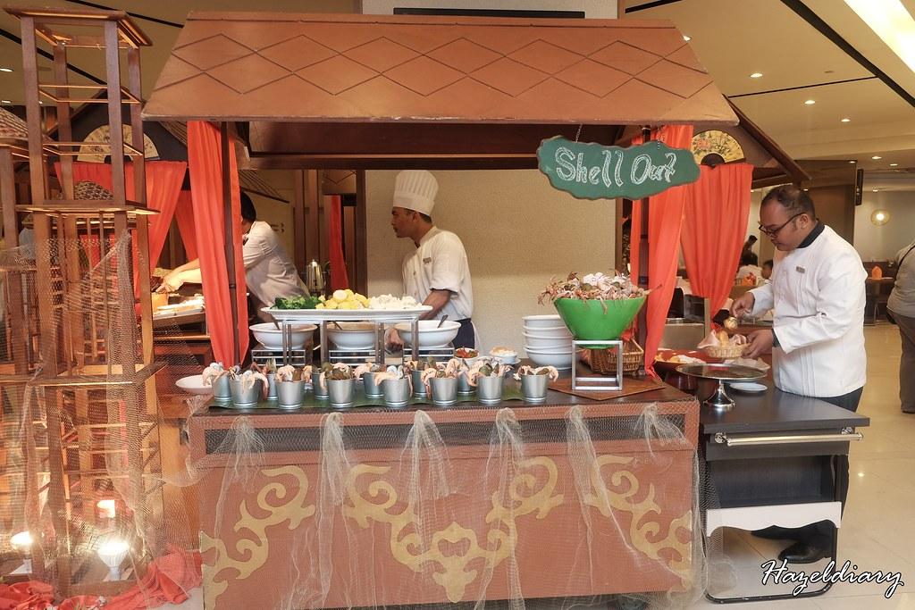Seri Mutiara Restaurant at Mutiara Hotel JB-1
