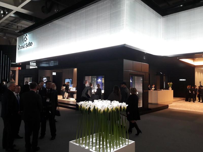 Baselworld 2018 : reportage nouveautés Seiko & G.S 40343188624_483318f513_c