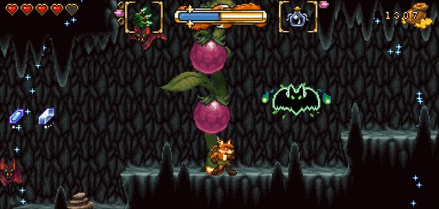 Fox n Forests - Cave