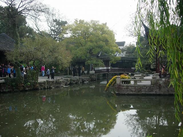 Jardin de l'Humble Administrateur (Zhuozheng Yuan) à Suzhou