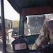 1993 transport - first motorcycle rickshaw ride!
