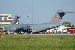McDonnell Douglas C-17A Globemaster III '40070'