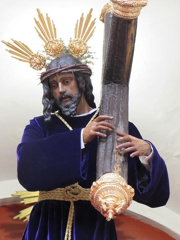 Fervorosa Hermandad y Cofradía de Nazarenos de Nuestro Padre Jesús del Gran Poder y María Santísima del Mayor Dolor y Traspaso. DOS PASOS