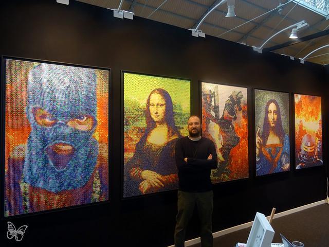 Urban Art Fair Paris