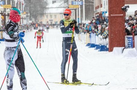 Tři závodníci Bauer Ski Teamu v TOP 10 na náročném Reistadlopetu