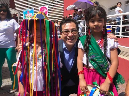 Festejando a Nuestros Niños y Niñas en Unidad María Angélica Idrobo