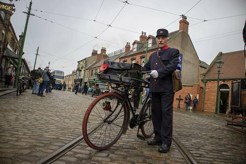 Great War Steam Fair at Beamish Museum 5th - 8th April 2018