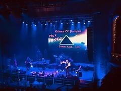 Echoes of Pompeii - Pink Floyd- Arcada Theatre  #arcadatheater #saintcharles #pinkfloyd #echoesofpompeii