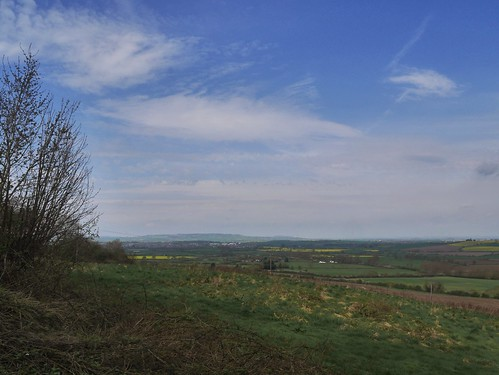 View from Brailes Hill