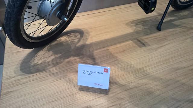 Vélo électrique QICYCLE - de retour bientôt (2)
