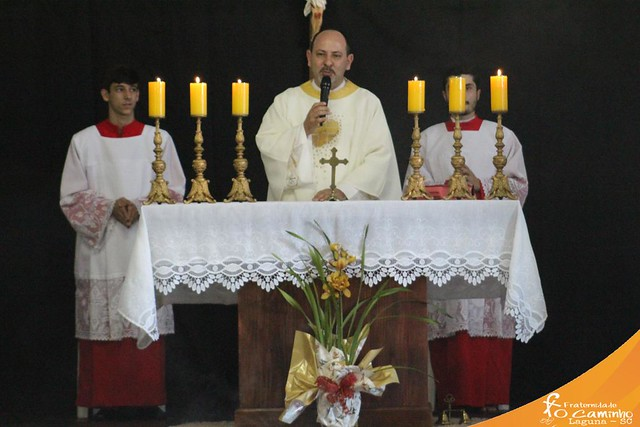 Solenidade da Anunciação do Senhor em Laguna/SC