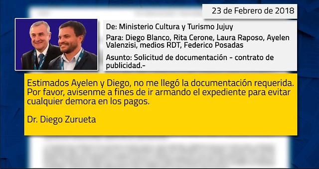 Corrupción en Jujuy 2