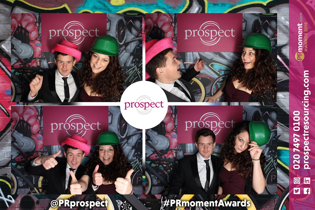 PRmoment Awards 2018 - South Photo Booth