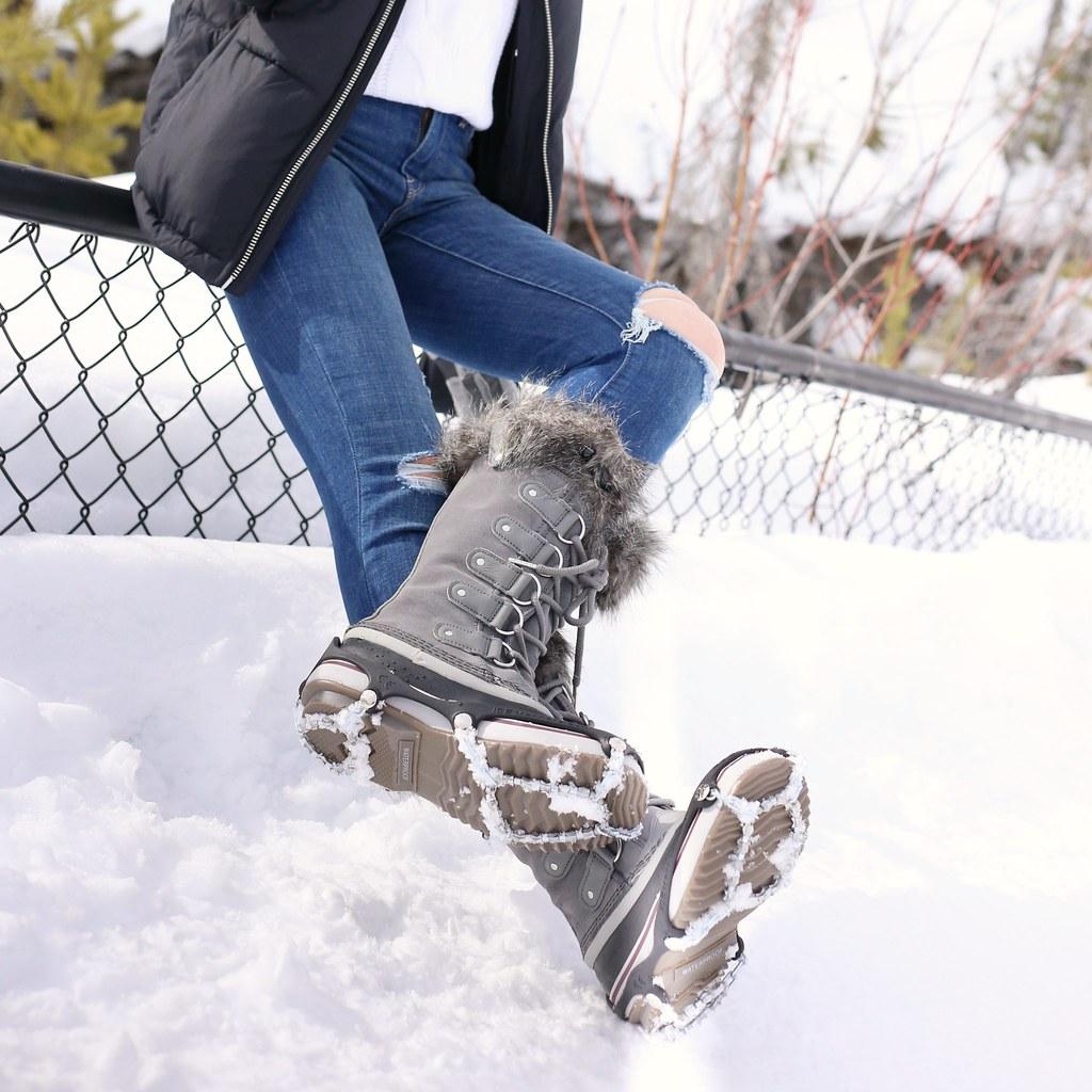 SOREL Joan of Arctic boots review
