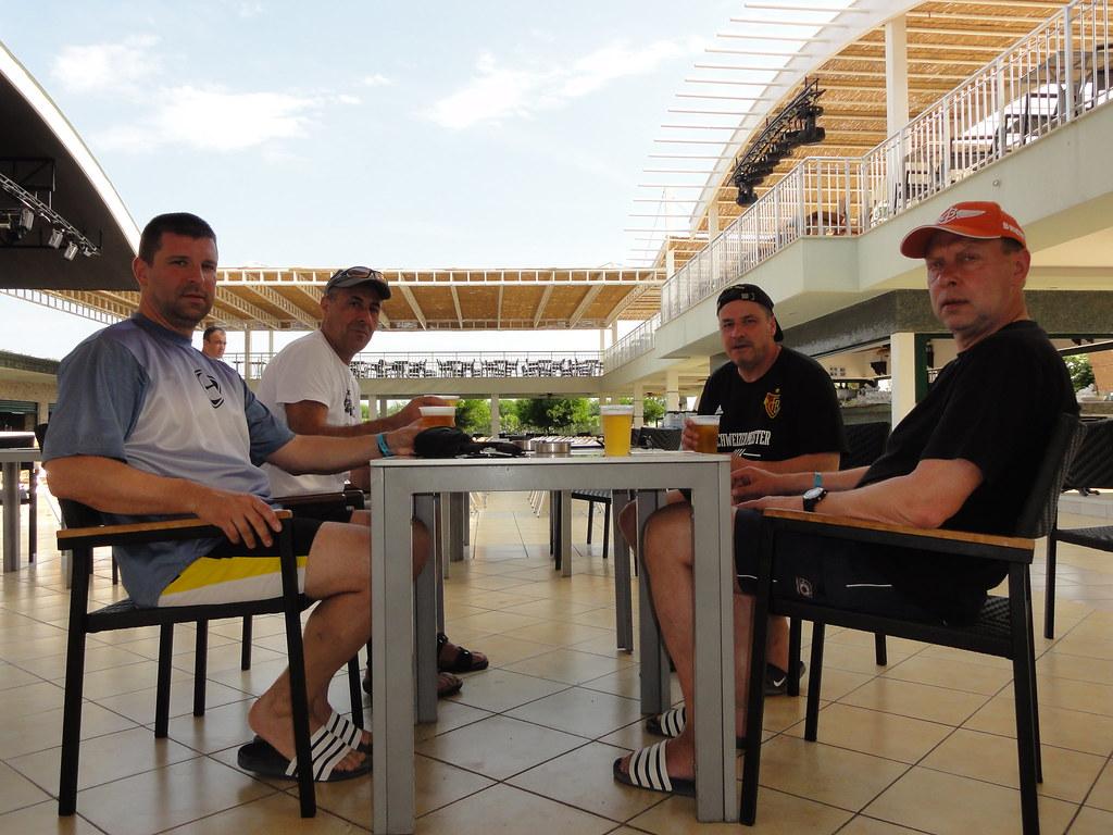 Trainingslager in Antalya Lara vom Mai 2014