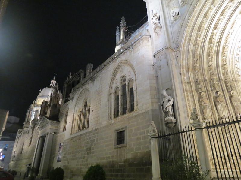 Catedral de Santa María de ToledoPuerta de los LeonesIMG_3197