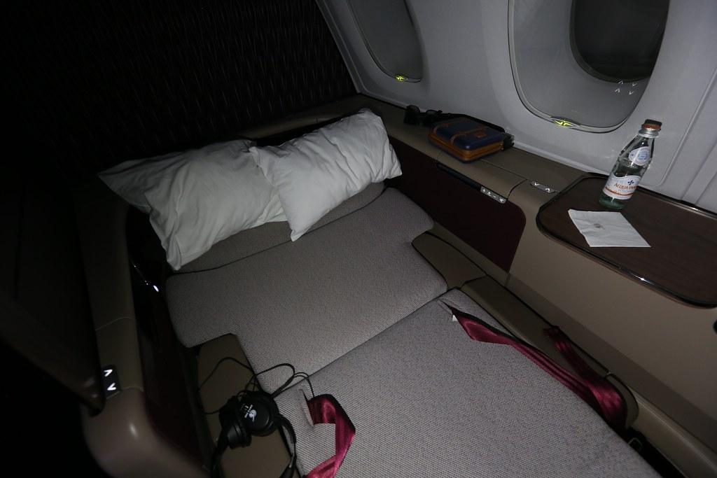 Qatar A380 First Class 64