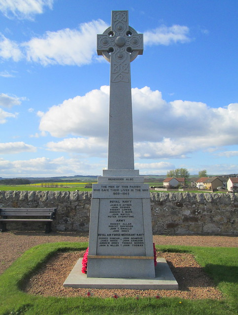 St Monans War Memorial 3