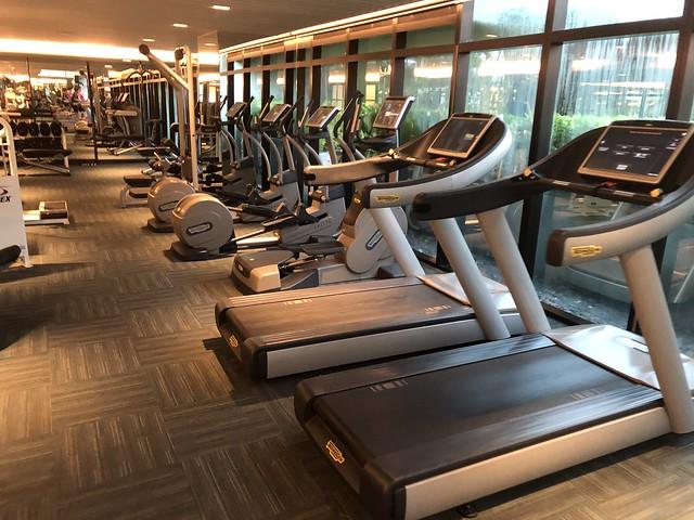 Fitness - Athenee Bangkok