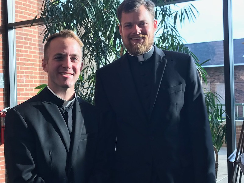 Holy Hour Before Ordination