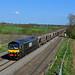 66779 6M54 Colnbrook to Bardon Hill at Cooks Lane Kilby Bridge