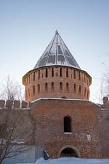 Dolgochevskaya tower