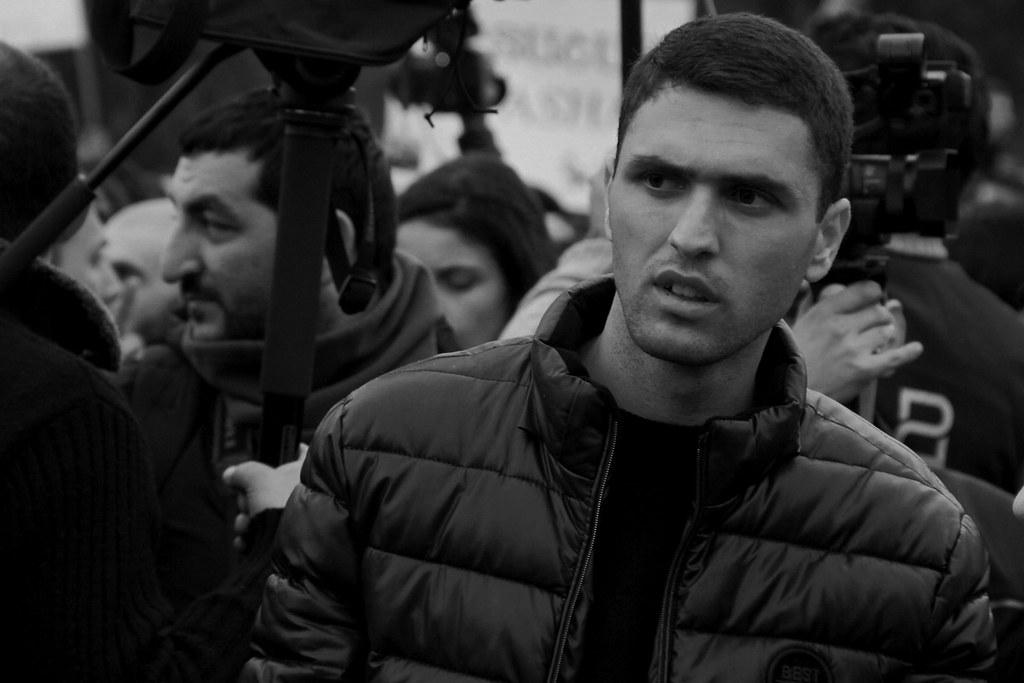 Vahagn Hakobyan, Shant TV