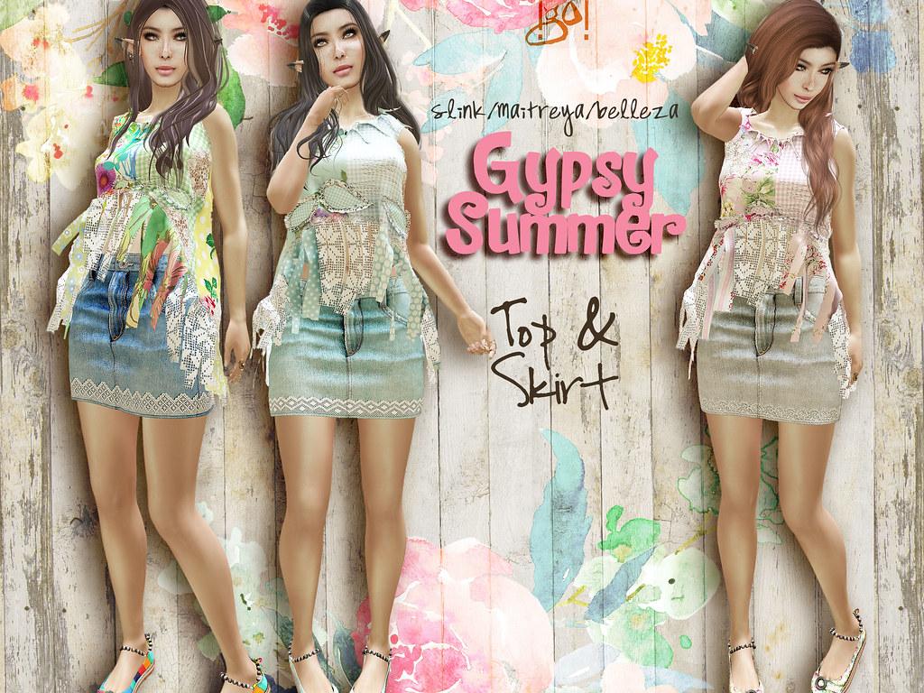 !gO! Gypsy summer - vendor - TeleportHub.com Live!