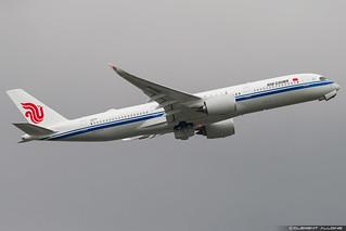 Air China Airbus A350-941 cn 167 F-WZHG // B-1086