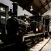 Old Locomotive - year 1874