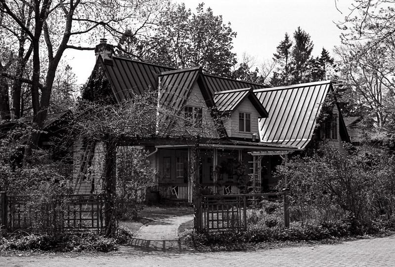 Corner House Algonquin Island