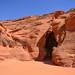 8. Entrada al Upper Antelope Canyon