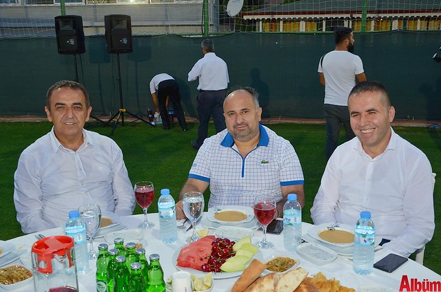 Mustafa Sünbül, Kerim Ünlü, Nazmi Yüksel