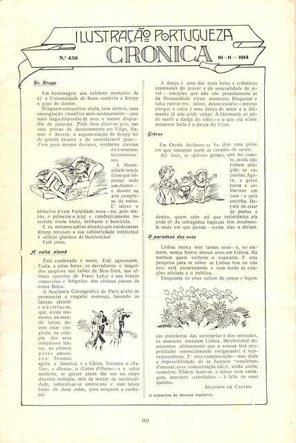 Ilustração Portugueza, nº 456, 1914 - 2