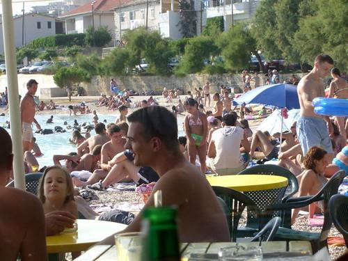 Dugoratska plaža