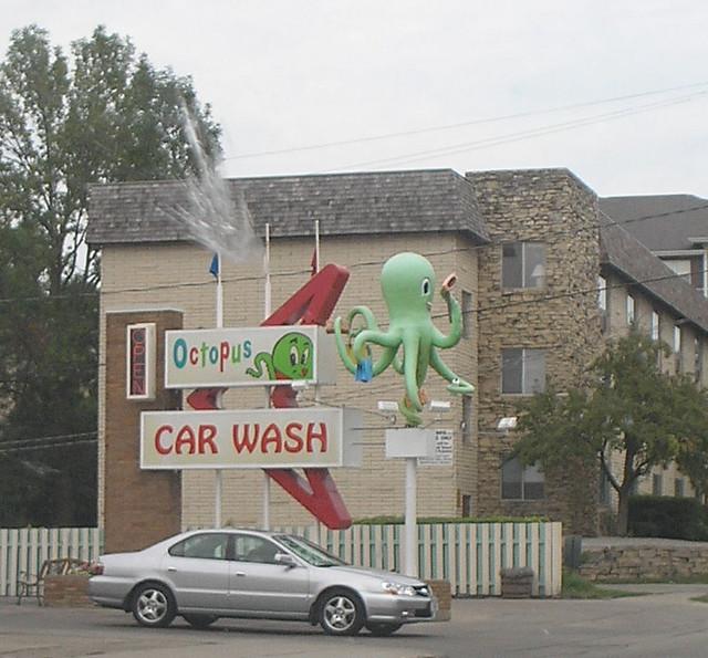 Car Wash Wisconsin Avenue