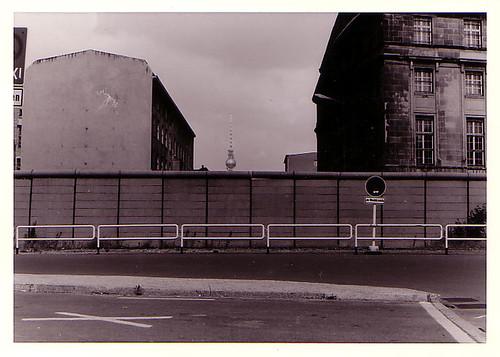 Berlin Wall 1973