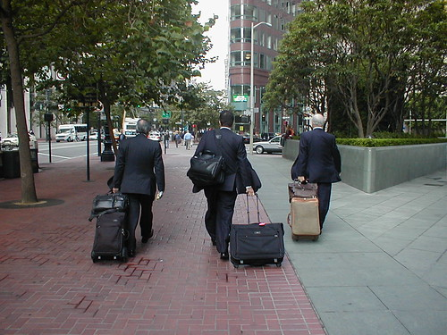 San Francisco business men