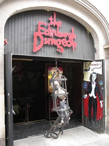 Edinburgh Dungeon 01
