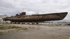 German U-Boat at Birkenhead