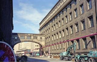 Berlin Side Street
