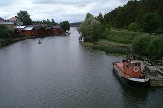 river at Porvoo