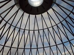 Gherkin floor 40 (looking up)