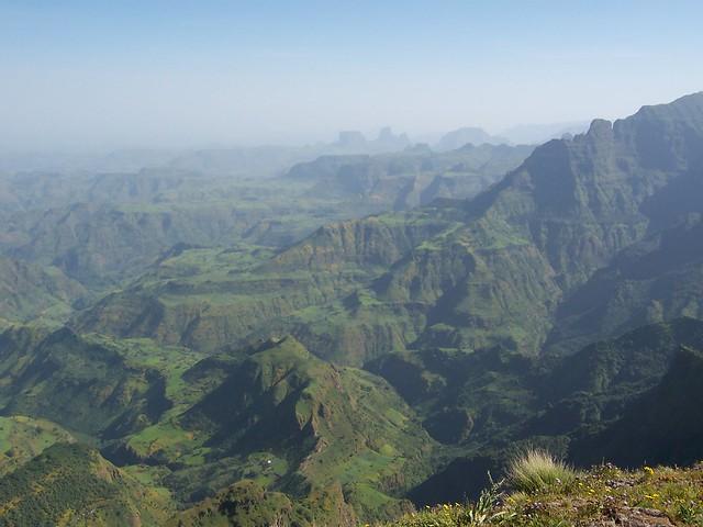 Simien mountains, Ethiopia